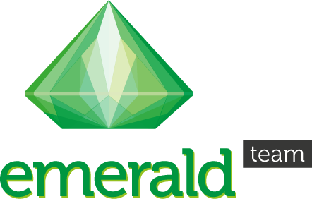 Emerald Team Logo